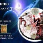 Astrología en Palermo. Saturno el Señor del Tiempo. Laura Paradiso. El Pozo de Agua
