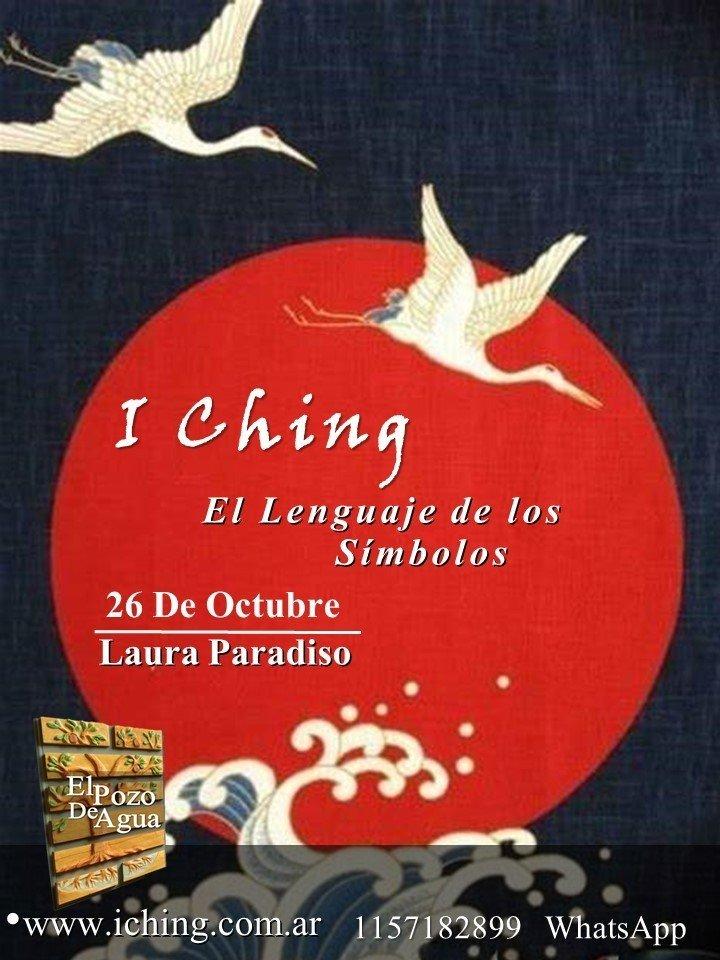 Curso de I Ching en Palermo Lenguaje de los Símbolos