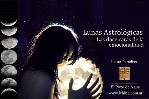 Lunas Astrológicas. Astrología en Palermo. Laura aradiso. El Pozo de Agua