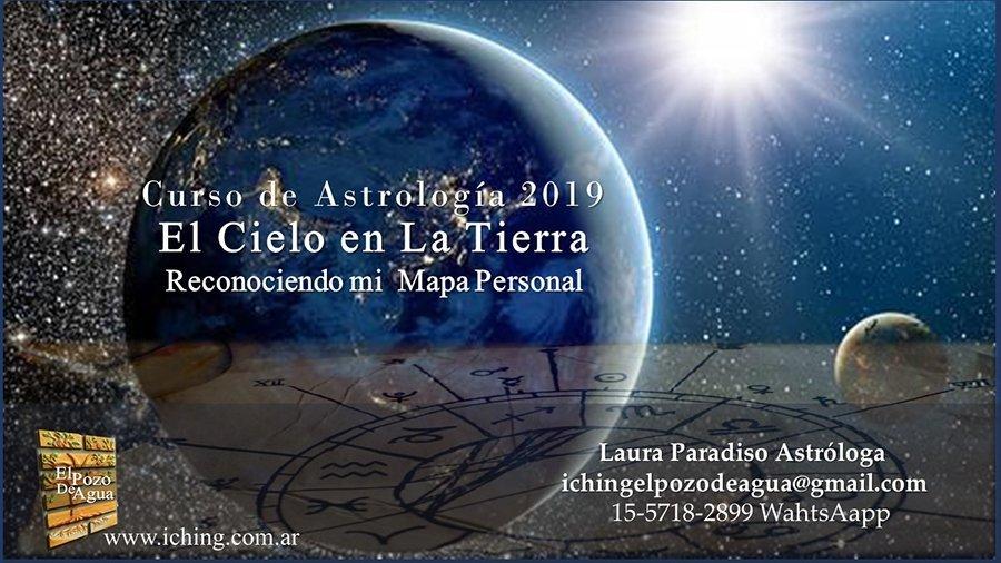 Astrologia en Capital Federal Curso de Astrología 2019